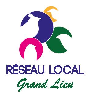logo réseau local carre